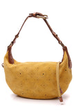 Louis Vuitton Onatah PM Bag Yellow Suede