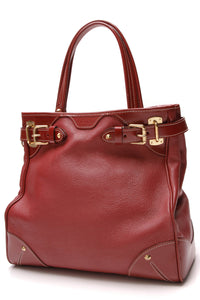 Louis Vuitton Le Majestueux Tote Bag Red Suhali