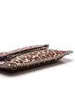 Stella McCartney Shaggy Deer Small Falabella Crossbody Bag Cheetah