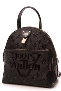 Louis Vuitton Moon Backpack Midnight Monogram Black