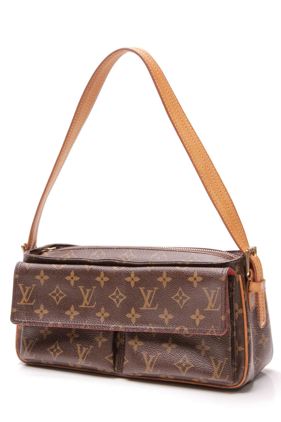 Louis Vuitton Viva Cite MM Bag Monogram Brown