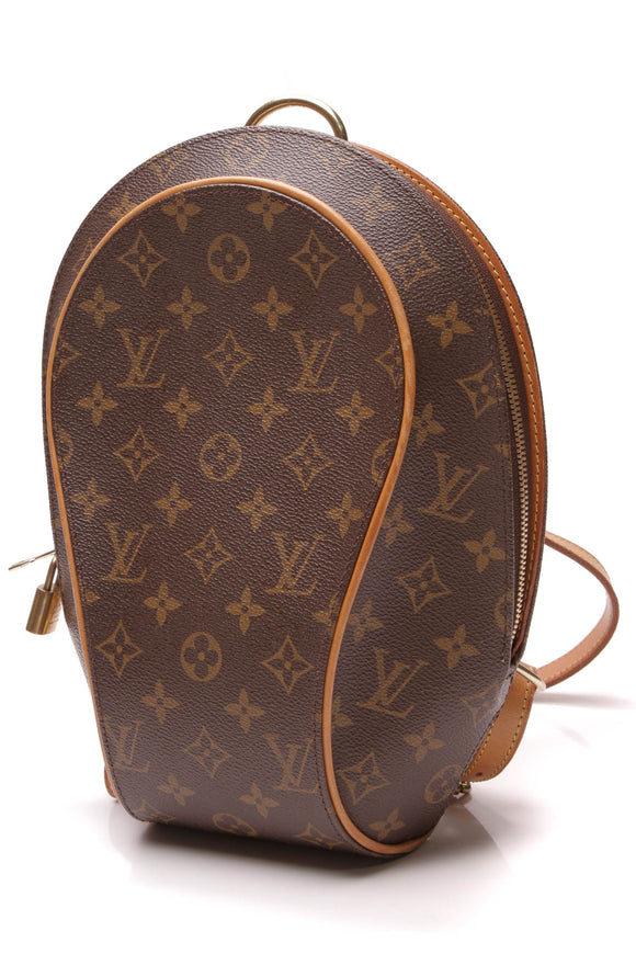 Louis Vuitton Ellipse Sac a Dos Backpack Monogram Brown