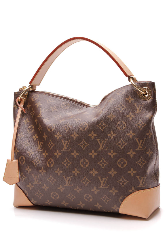 Louis Vuitton Berri PM Bag Monogram Brown