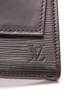 Louis Vuitton Vintage Epi Lena Clutch Bag Black