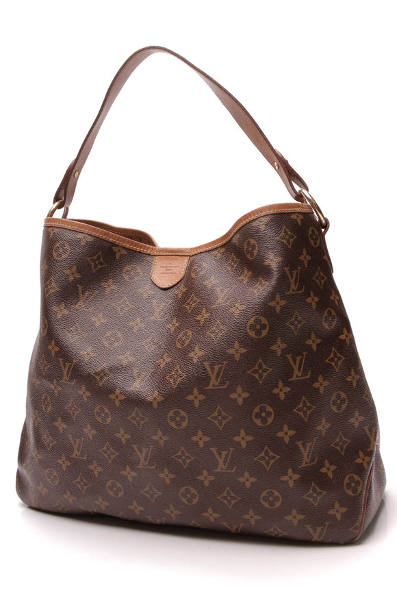Louis Vuitton Delightful MM Bag Monogram Brown