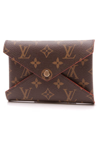 Louis Vuitton Kirigami Medium Pochette Monogram Red