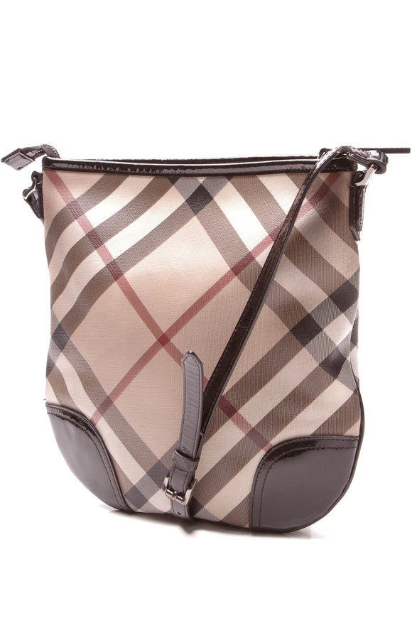 Burberry Dryden Crossbody Bag Supernova Check