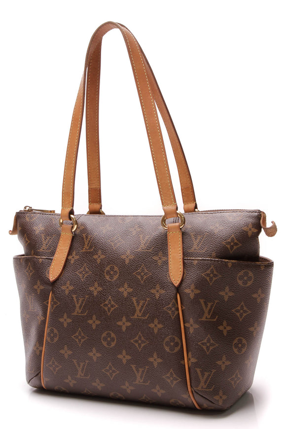Louis Vuitton Totally PM Bag Monogram Brown