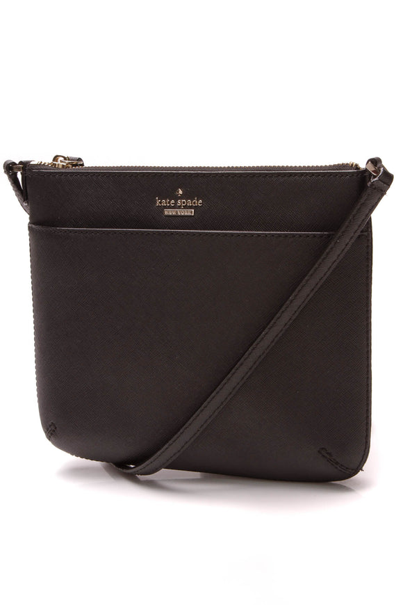 Kate Spade Cameron Street Tenley Crossbody Bag Black
