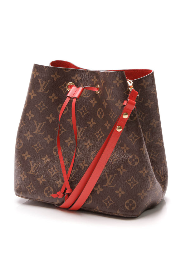 Louis Vuitton NeoNoe Bag - Monogram/Poppy