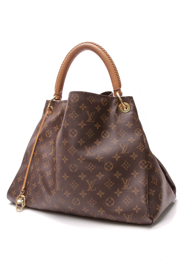 Louis Vuitton Artsy MM Bag Monogram Brown