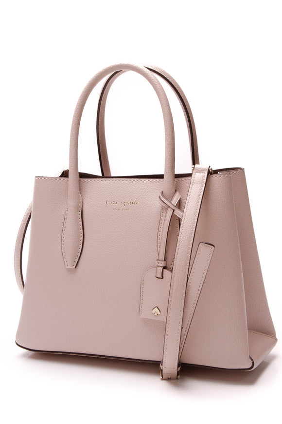 Coach Eva Small Satchel Bag Blush