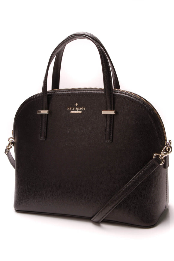 Kate Spade Patterson Drive Carli Bag Black