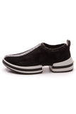 Stuart Weitzman Slip-On Sock Sneakers Black Size 9.5