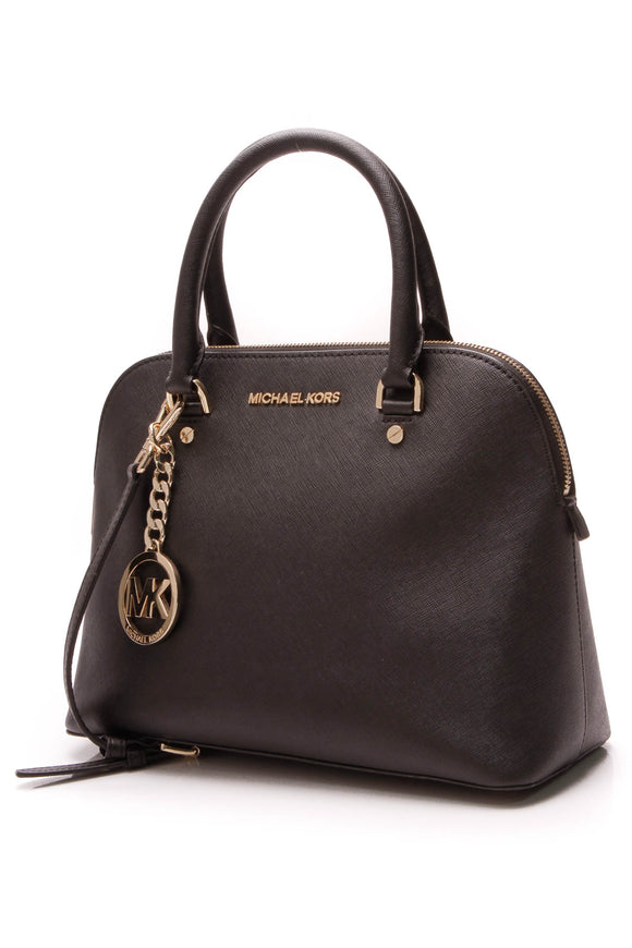 Michael Kors Top Handle Shoulder Bag Black