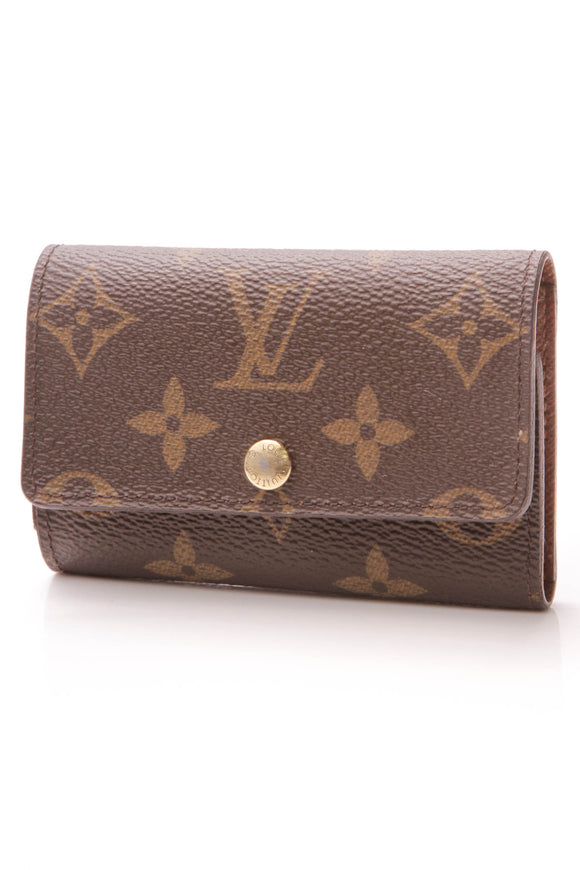 Louis Vuitton 6 Key Holder - Monogram