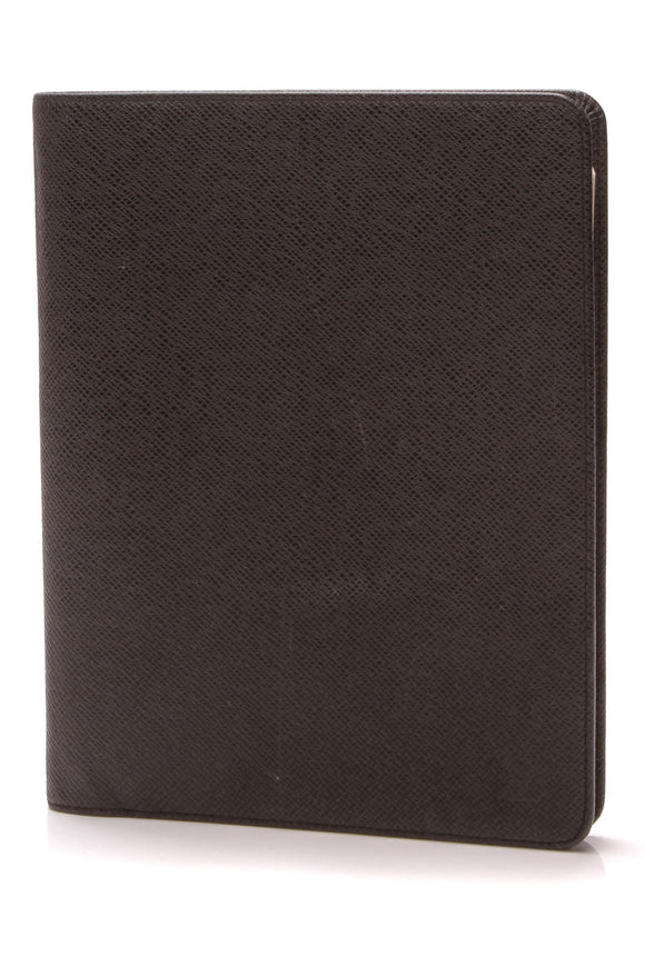 Louis Vuitton Epicea Notepad Cover - Black Taiga