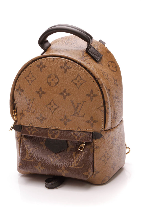 Louis Vuitton Palm Springs Mini Backpack - Reverse Monogram