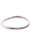 Ippolita Classico Sculpted Bangle Bracelet - Silver