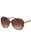 Bottega Venata Butterfly Sunglasses - BV272S Brown
