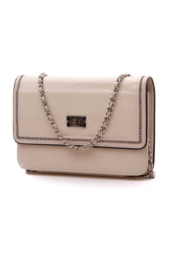 Chanel Reissue WOC Crossbody Bag - Ivory