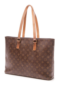 Louis Vuitton Luco Tote Bag - Monogram