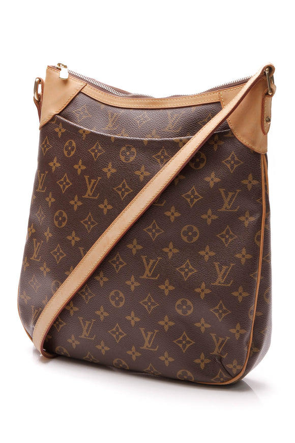 Louis Vuitton Odeon MM Bag - Monogram