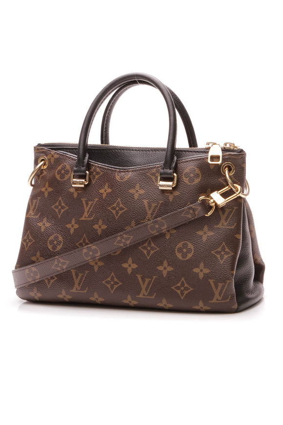 Louis Vuitton Pallas BB Bag - Monogram/Noir