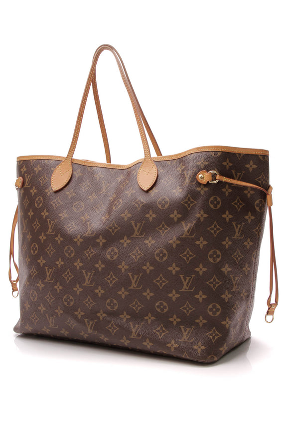 Louis Vuitton Neverfull GM Tote Bag - Monogram