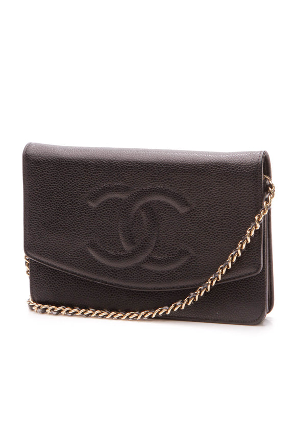 Chanel Timeless WOC Bag - Black