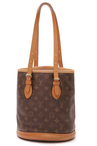 Louis Vuitton Petit Bucket Bag - Monogram