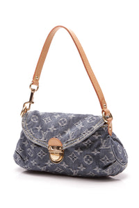 Louis Vuitton Mini Pleaty Bag - Monogram Denim