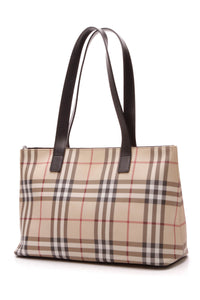 Burberry Regent Tote Bag - Nova Check