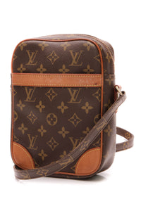 Louis Vuitton Danube Bag - Monogram