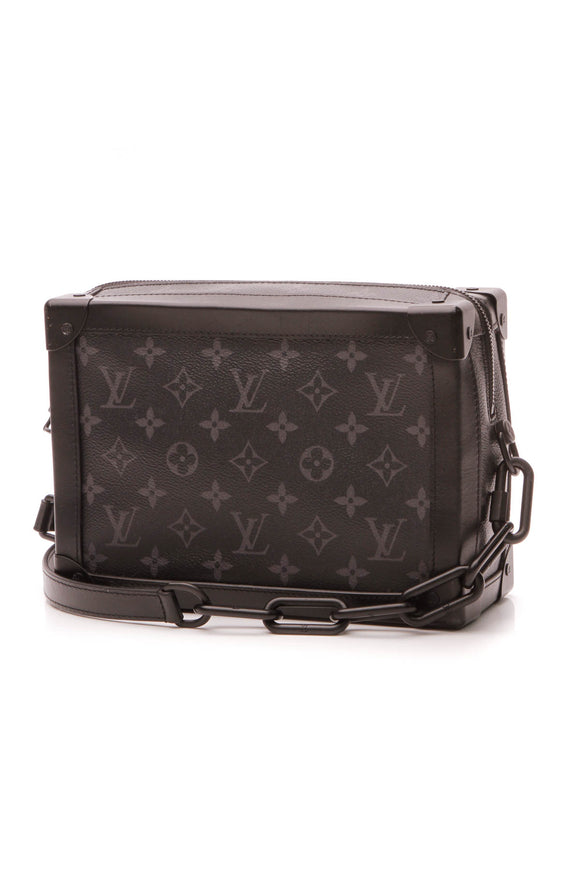Soft Trunk Bag - Monogram Eclipse