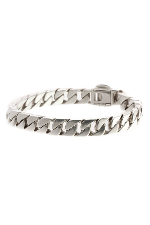 Tiffany & Co. Curb Link Bracelet - Silver
