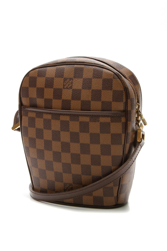 Louis Vuitton Ipanema Crossbody Bag - Damier Ebene