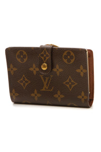 Louis Vuitton French Purse Wallet - Monogram