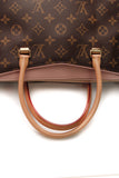 Louis Vuitton Pallas MM Bag - Monogram/Rose Poudre