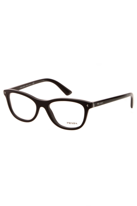 Prada Cat Eye Glasses - VPR052 Black