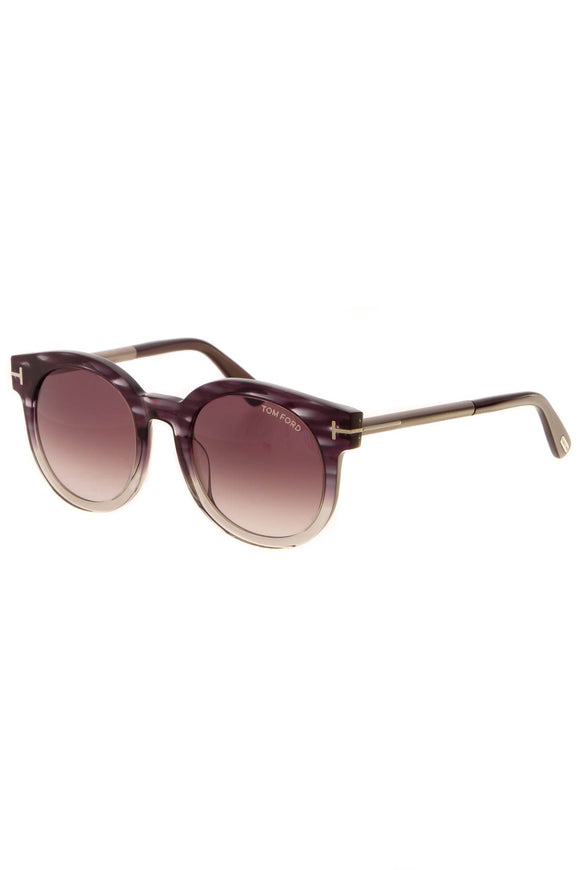 Tom Ford Janina Sunglasses - TF435 Purple