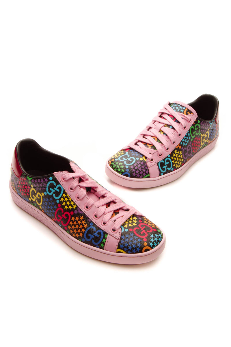 Gucci GG Psychedelic Ace Sneakers