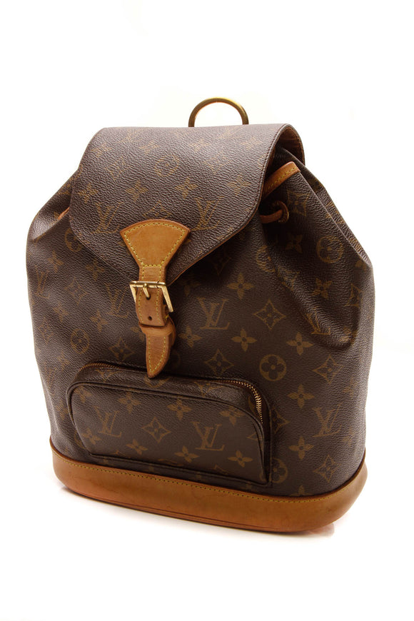 Louis Vuitton Montsouris MM Backpack - Monogram