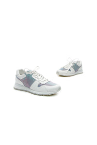 Louis Vuitton Holographic Runaway Men's Sneakers - White US Size 10