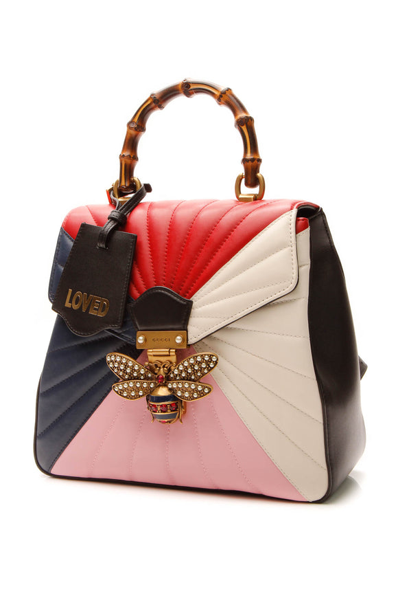 Gucci Queen Margaret Backpack - Multicolor