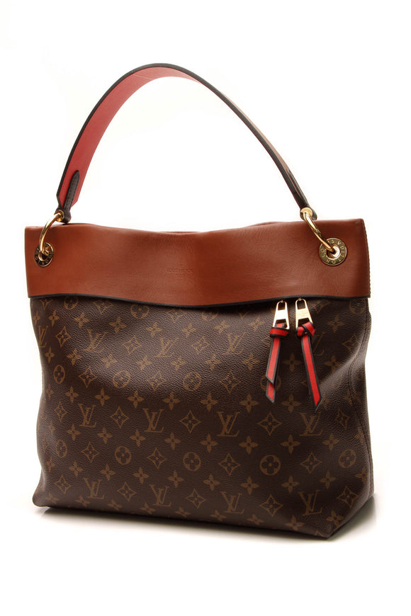 Louis Vuitton Tuileries Hobo Bag - Monogram/Caramel