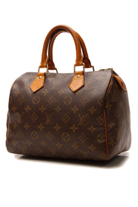 Louis Vuitton Speedy 25 Bag - Monogram