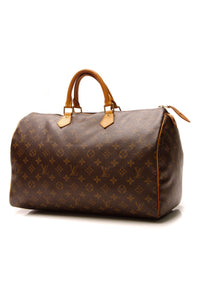 Louis Vuitton Speedy 40 Bag - Monogram