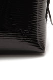 Louis Vuitton Electric Epi Cosmetic Pouch - Black