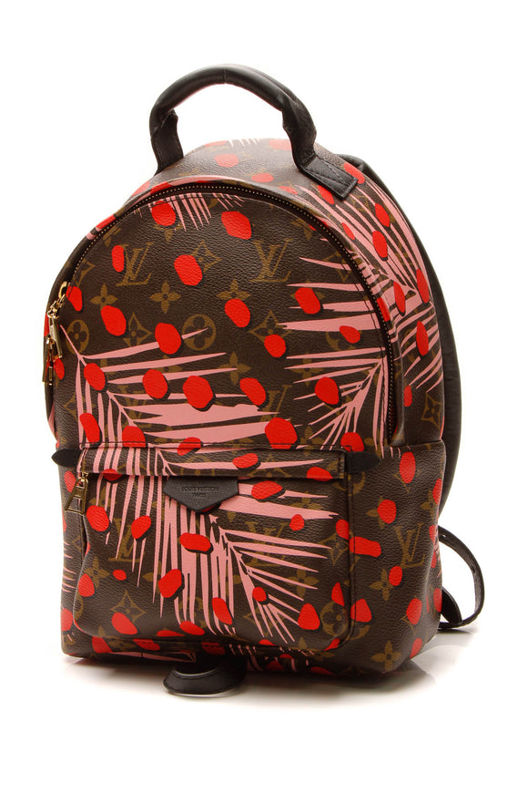 Louis Vuitton Jungle Dots Palm Springs PM Backpack - Monogram